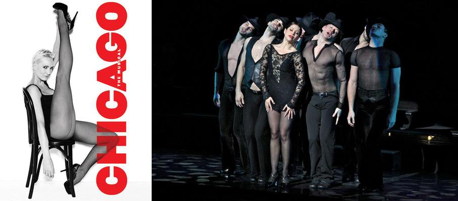 Chicago - The Musical at Bismarck Civic Center