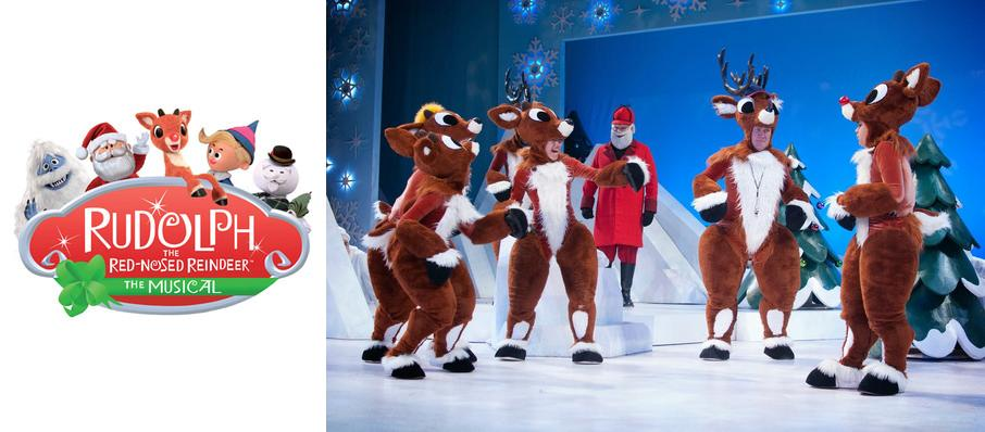 Rudolph the Red-Nosed Reindeer at Bismarck Civic Center