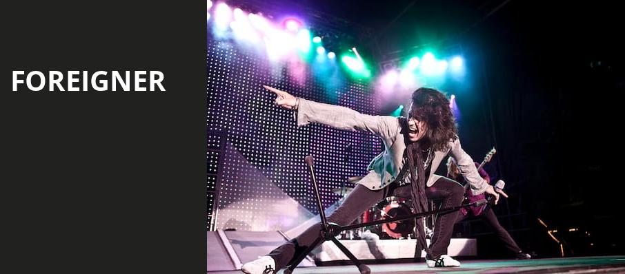 Foreigner, Bismarck Civic Center, Bismarck